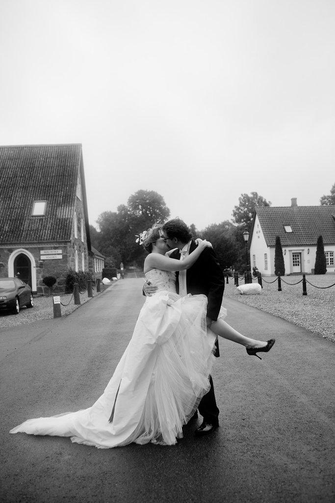 Et kys på vejen