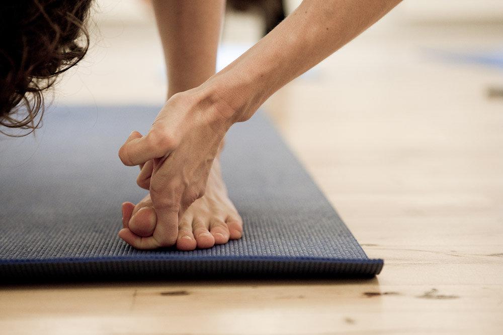 Asthanga Yoga